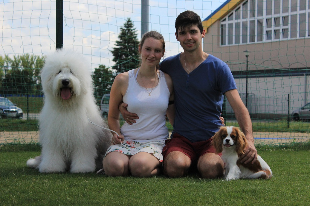 Welcome to the website of our kennel!